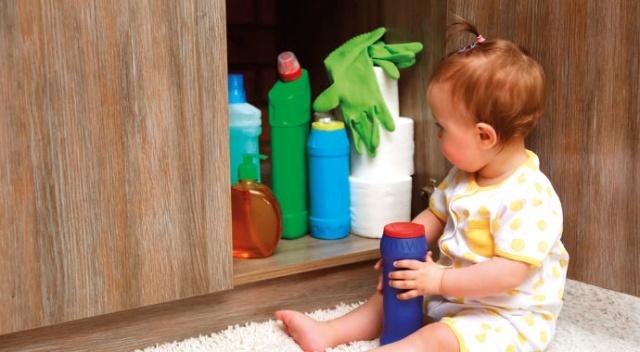 Ev kazalarından çocukları korumak için ebeveynlere öneriler