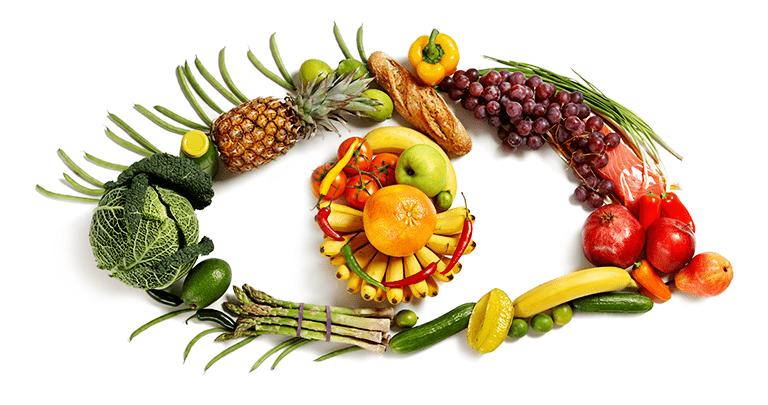 göz sağlığı için faydalı besinler