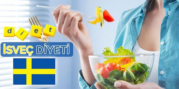 İsveç Diyeti nedir? Nasıl Uygulanır?