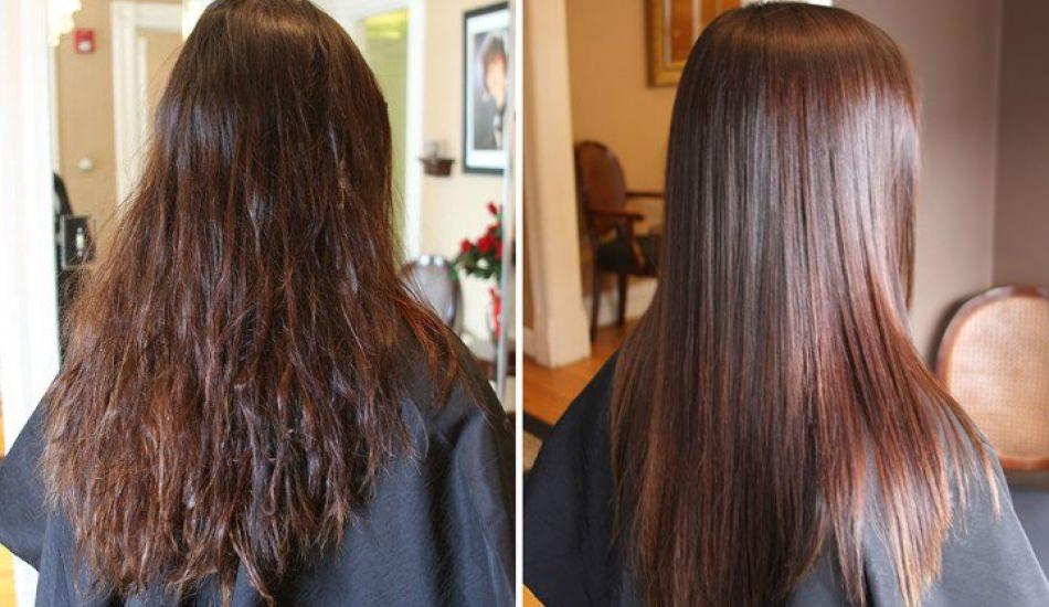 Saçları Nemlendiren Bitkisel Yağlar