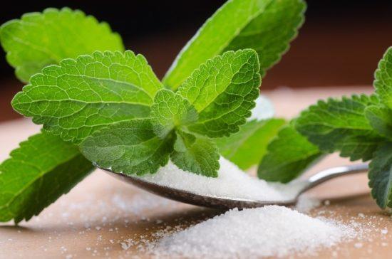 Şeker hastalarının göz nuru Stevia
