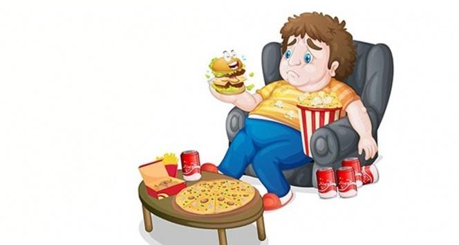 Türkiye'de obezite gittikçe artıyor!