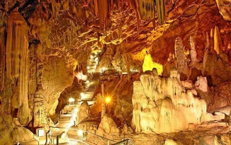 KOAH ve Astım Hastaları Bu Mağaraya Akın Ediyor
