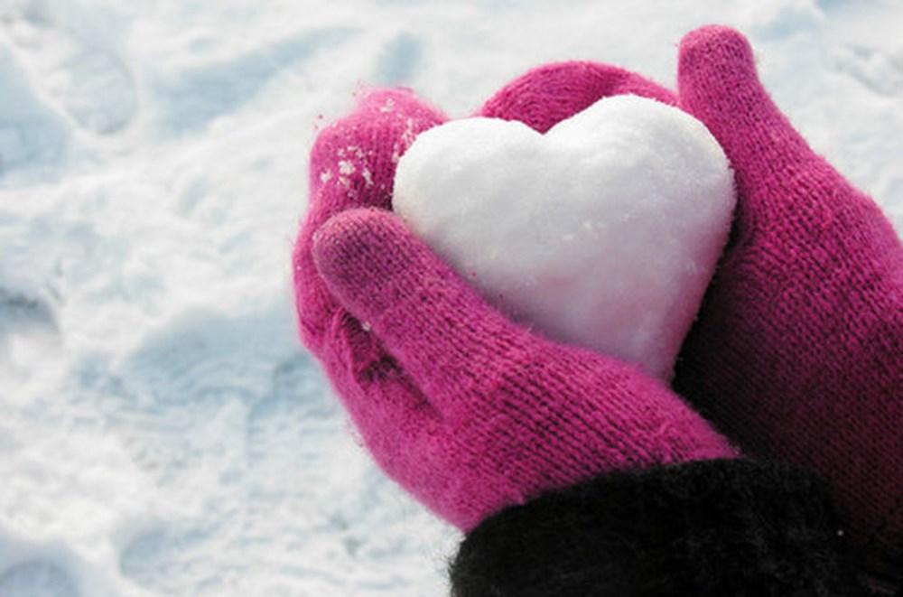 soğuk havada kalp