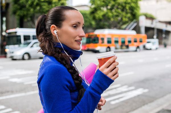 Spordan Önce Bir Fincan Kahve İçin!