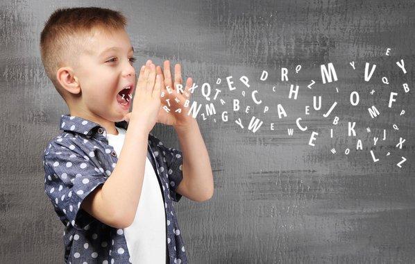 çocuklukta konuşma