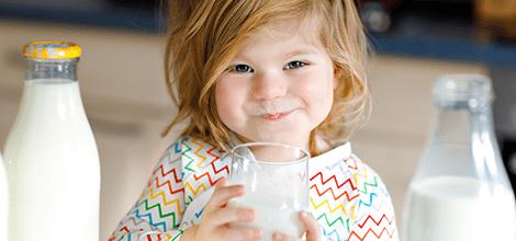 İnek Sütü Proteini Alerjisi Nedir?